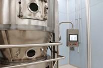 Impianti di granulazione a letto fluido
